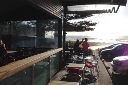Bumbalino Cafe @ Bilgola Beach