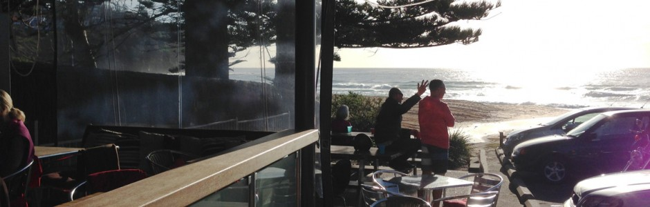 Zubi's Cafe @ Bilgola Beach