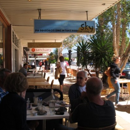Local Cafes